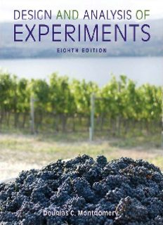 Douglas C. Montgomery-Design and Analysis of Experiments-Wiley