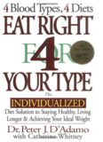 Eat Right for your Type - 4 Blood Types, 4 Diets; The individualized Diet Solution to Staying Healthy, Living Longer, & Achieving your Ideal Weight – Penguin-Putnam