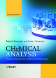 Chemical Analysis : Modern Instrumentation Methods and Techniques