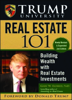 Trump University Real Estate 101: Building Wealth With Real Estate Investments, 2nd Edtion