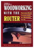 Woodwork with Router (Reader's Digest Woodworking)