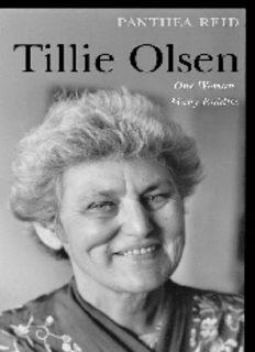 Tillie Olsen: One Woman, Many Riddles