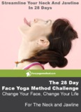Streamline Your Neck And Jawline In 28 Days - face yoga exercises