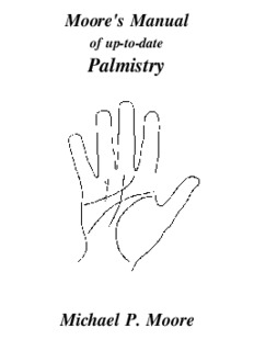 Moore's Palmistry Book