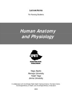 Human Anatomy and Physiology - The Carter Center