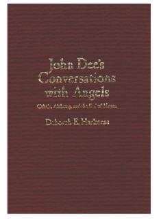 John Dee's Conversations with Angels - unconv-association.org