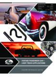 Passenger Car & Light Truck Applications