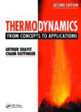 Thermodynamics : From Concepts to Applications, Second Edition