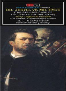 Dr. Jekyll Ve Mr. Hyde - Robert Louis Stevenson