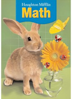 Houghton Mifflin Math, Unit 1: Classification, Position and Patterns