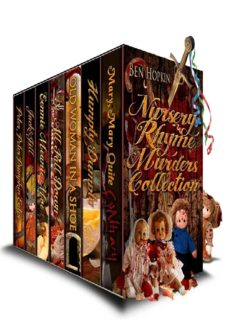 Nursery Rhyme Murders Collection - Humpty Dumpty, All Fall Down, Jack and Jill