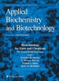 Applied Biochemistry and Biotecnology: The Twenty-Eighth Symposium Proceedings of the Twenty-Eight Symposium on Biotechnology for Fuels and Chemicals Held April 30–May 3, 2006, in Nashville, Tennessee