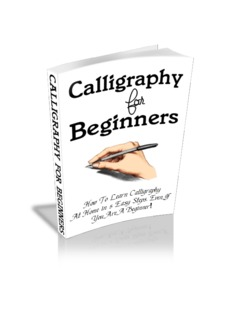 Calligraphy for Beginners - Learn How to Do Calligraphy