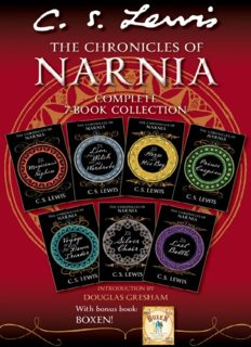 The Chronicles of Narnia Books 1–7