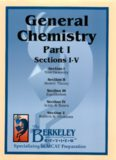 The Berkeley Review MCAT General Chemistry Part 1