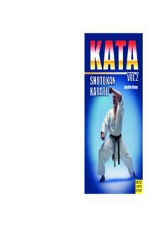 Shotokan karate kata. Vol. 2