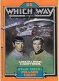 Phaser Fight - Archway Paperbacks - Barbara Siegel and Scott Siegel