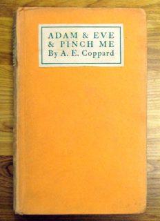 ADAM & EVE 8c PINCH ME By AE Coppard