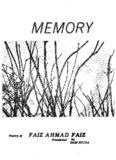 Memory: Poetry of Faiz Ahmad Faiz