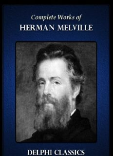 Complete Works of Herman Melville