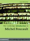 The Cambridge Introduction to Michel Foucault