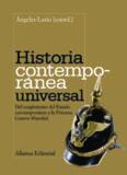 Historia contemporánea universal. Del surgimiento del estado contemporáneo a la primera guerra mundial