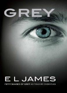 fifty shades of grey by christian