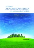 Systems Analysis and Design in a Changing World, 6th ed.