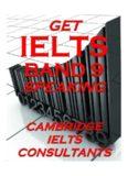 Get IELTS Band 9 Speaking