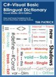 C#-Visual Basic Bilingual Dictionary Visual Studio 2015 Edition