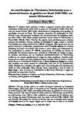 As contribuições de Theodosius Dobzhansky para o desenvolvimento da genética no Brasil