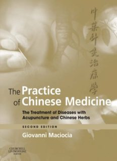 Treatment of Diseases with Acupuncture and...