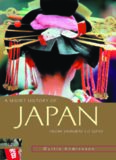 A Short History of Japan: From Samurai to Sony (Short History of Asia series, A)