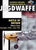 Jagdwaffe: Battle of Britain Phase Four, November 1940-June 1941 (Volume Two Section 4)