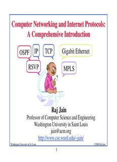 Computer Networking and Internet Protocols: A Comprehensive
