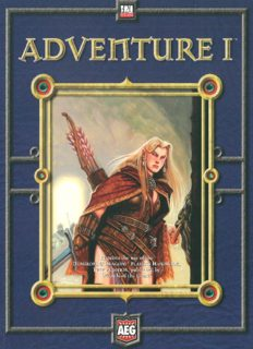 Adventure I (Dungeons & Dragons d20 3.5 Fantasy Roleplaying)