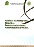 Islamic Banking and Finance: Fundamentals and Contemporary Issues