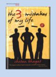 three mistakes of my life by chetan bhagat