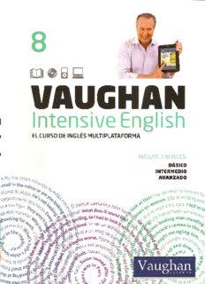 Vaughan Intensive English Libro 8