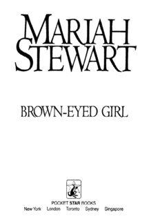 Mariah Stewart - Brown Eyed Girl