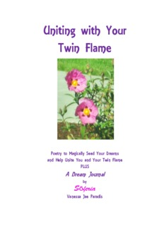 Uniting with Your Twin Flame
