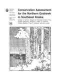 Conservation Assessment for the Northern Goshawk in Southeast