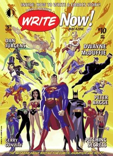 DWAYNE McDUFFIE DWAYNE McDUFFIE - Twomorrows Magazine