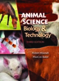 Animal Science Biology and Technology, 3rd Edition (Texas Science)