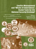 """Conflict Management and """"Whole of Government"""" - Strategic Studies"""