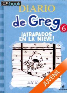 Diario de Greg: atrapados en la nieve
