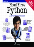 Head First Python  A Brain-Friendly Guide