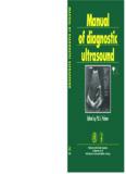 Manual of diagnostic ultrasound