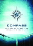 The Voice, Compass Bible - The Study Bible for Navigating Your Life