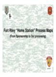 1 ID and Fort Riley Process Maps1 ID and Fort Riley